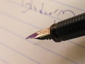 Don't underestimate cursive writing